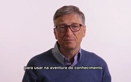 Bill Gates explica o que é a Khan Academy
