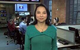 'Globo Notícia Europa' comemora Valentine's Day