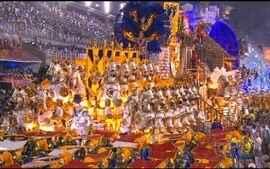 Confira os melhores momentos do desfile da Unidos da Tijuca