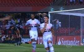 Confira os gols de quarta-feira na Taça Libertadores da América e Copa do Brasil