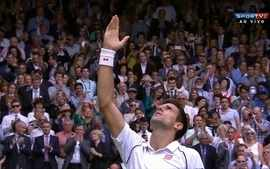 O game final: Djokovic vence Federer e conquista o Torneio de Wimbledon