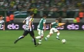 Melhores momentos: Palmeiras 2 (4) x (3) 1 Santos pela final da Copa do Brasil