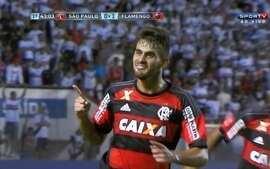 Os gols de Felipe Vizeu pelo Flamengo na Copa SP de Futebol Júnior