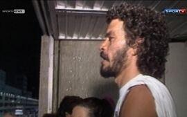News relembra o dia em que Sócrates foi jurado do carnaval do Rio em 1986