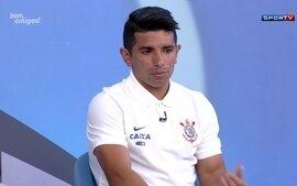 Guilherme fala para a torcida não se preocupar, porque o Timão vai manter o nível de 2015
