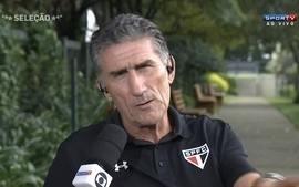 Bauza diz que jogar a Libertadores o fez aceitar o desafio de trabalhar no Brasil