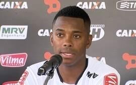 Pedalada, Ronaldinho Gaúcho e estreia no Galo: Robinho fala que tem provar a cada dia