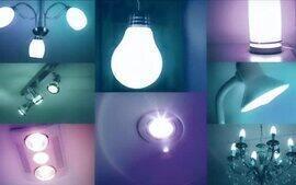 Menos luz acesa, mais economia