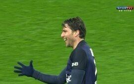 Gol do PSG! Maxwell dá caneta e chuta forte sem dar chances para Costil, aos 4 do 2º tempo