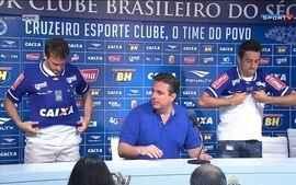 Sem comandante definido, Cruzeiro tem dois novos reforços no elenco