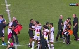 São Paulo perde para Atlético-MG por 2 a 1, mas consegue classificação na Libertadores