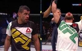 Renan Barão e Thomas Almeida perdem, em noite ruim para brasileiros no UFC