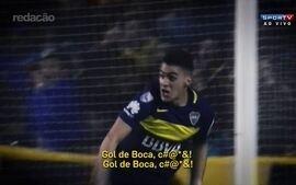 Redação AM: Daniel Mollo não economiza palavrões em eliminação do Boca
