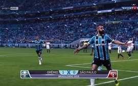Brasileirão: Grêmio vence o São Paulo e se aproxima do líder Palmeiras
