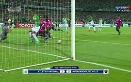 Comentaristas elogiam Atlético Nacional e artilheiro Borja