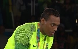 Bronze no Rio, Maicon Andrade revela insatisfação com a confederação de Taekwondo