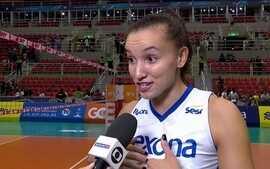 Atletas da Superliga feminina reclamam das novas regras do ranking de jogadoras