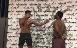 Surfista brasileiro tenta conciliar as ondas com o sonho de ser campeão de MMA