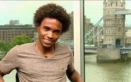 Campeão inglês pelo Chelsea, William sonha se tornar cidadão londrino