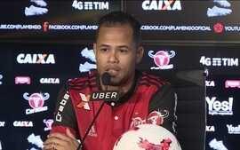 Flamengo apresenta Geuvânio, o oitavo reforço da temporada