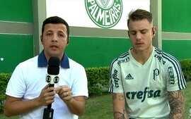 Andre Hernan fala sobre reunião para tentativa do Palmeiras de reduzir pena na Conmebol