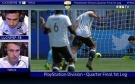 Lucasrep98 é eliminado por alemão Timox no Mundial da FIFA