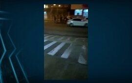 Videos da GloboNews mostram selvageria de torcida do Bota contra a do Fla