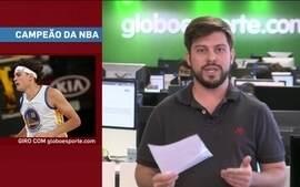 Giro no GE traz destaques do vôlei, vela, tênis e NBA