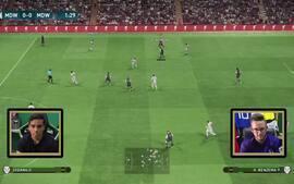 Fifa ou Pes? GuiFera e Wendell Lira travam duelo de titãs nos dois simuladores de futebol