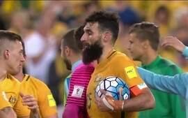 Austrália derrota Honduras e conquista vaga na Copa do Mundo da Rússia