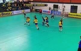 Melhores momentos: Pinheiros 20 x 21 Concórdia pela Liga Nacional de handebol feminino