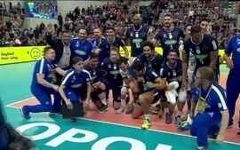 Cruzeiro vence o Zaksa, da Polônia, e vai à semifinal do Mundial de Clubes de vôlei