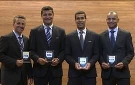 Com Sandro Meira Ricci, Fifa define os árbitros da Copa do Mundo