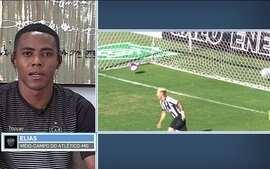 Elias diz que torcedor do Atlético-MG pode esperar dedicação do time