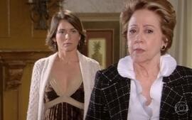 Vitória diz a Bia que é sua filha