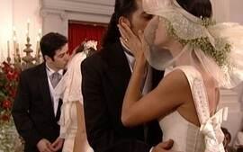 Por Amor: Léo e Cat, Nando e Milena se casam