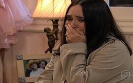 Helena recebe a notícia que Eduarda perdeu seu bebê