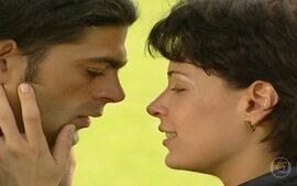 Nando e Milena se reencontram