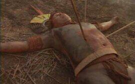 Bandeirantes atacam tribo de índios