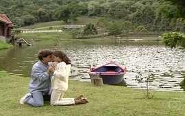 Eduarda e Marcelo reatam