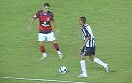 Melhores momentos: Flamengo 3 x 1 Santos pela 1 rodada do Brasileiro 2008