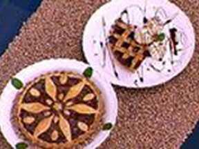 Torta de Feijão - Foto de Mais Você na TV