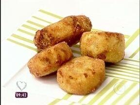 Empanados de Frango - Foto de Mais Você na TV