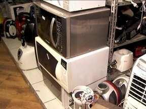 Crise ajuda mercado de reparos de eletrônicos e eletrodomésticos