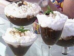 Escondidinho de Chocolate - Foto de Mais Você na TV