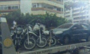 Carro rebocado em Fortaleza vira caso de polícia