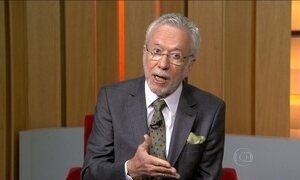 Alexandre Garcia: 'CPI se arrasta há seis meses, torpedeada pelo governo'