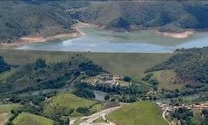 Principal reservatório que abastece o Rio chega a nível zero