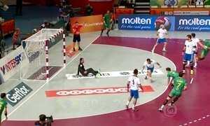 Seleção brasileira consegue vaga para as oitavas de final do Mundial Masculino de Handebol