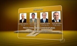 Deputados e Senadores escolhem líderes do Congresso no domingo (1°)